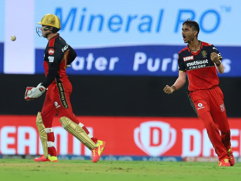 IPL 2021 Highlights, SRH vs RCB: Shahbaz Ahmed, Harshal Patel Strike At Death As Royal Challengers Bangalore Edge SunRisers Hyderabad In Thriller | Cricket News - NDTVSports.com