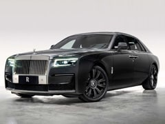 Rolls-Royce Unveils Special Colour Edition Of The Cullinan, Ghost Extended And Wraith