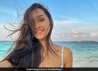 Shraddha Kapoor Reveals How Turning Vegetarian Made Her Fitter And Happier