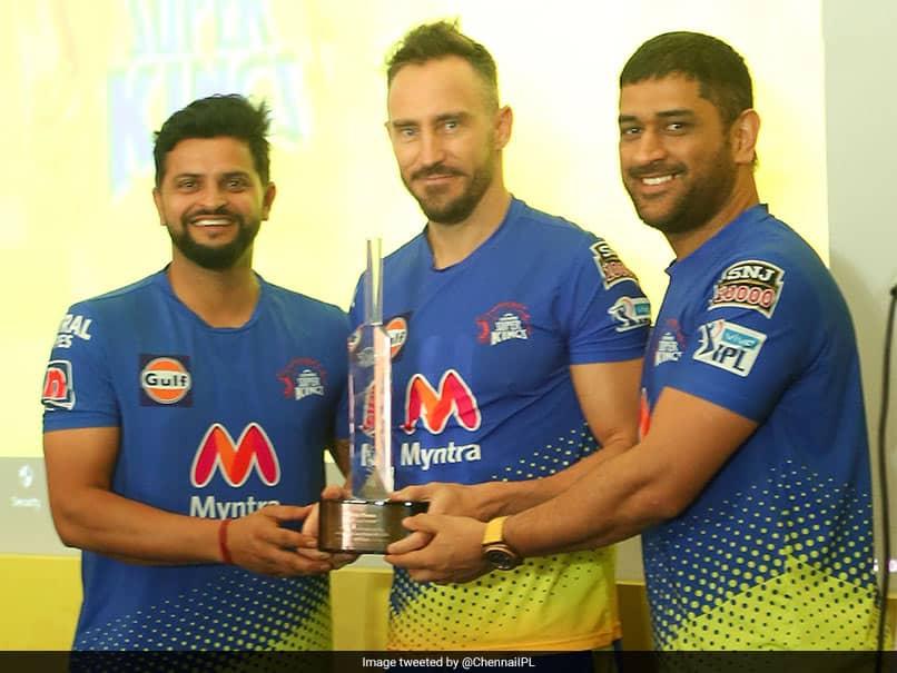 IPL 2021: Meet Chennai Super Kings
