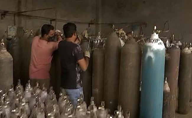 'Project O2 For India' Initiated To Meet Rising Oxygen Demand Amid Pandemic
