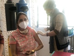 Neena Gupta Gets Her Second Dose Of COVID-19 Vaccine And She Is Not Needle-Shy Anymore