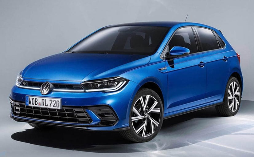 The new Volkswagen Polo facelift takes design inspiration from the VW I.D. 3.
