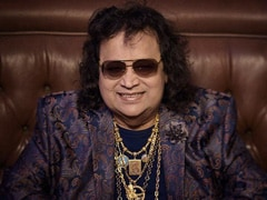 Singer Bappi Lahiri In Hospital With COVID-19