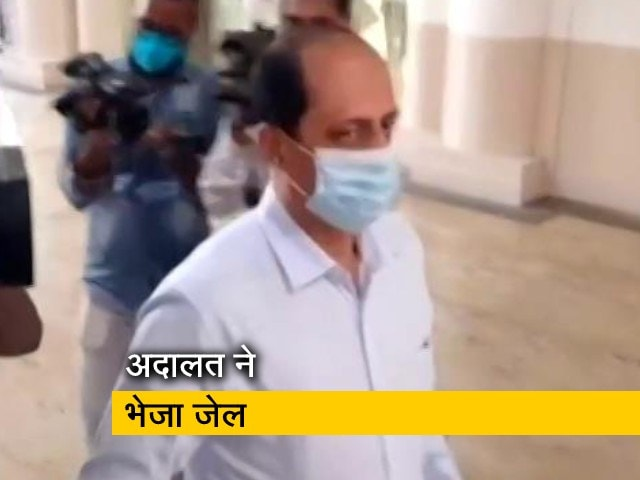 Videos : एंटीलिया केस: कुछ बड़ा कारनामा करने वाला था सचिन वज़े, भेजा गया जेल