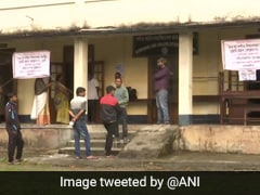 Pics: Second Phase Of Voting For West Bengal And Assam Assembly Elections Begins
