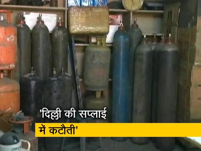 Video : दिल्ली में ऑक्सीजन की कमी, CM केजरीवाल ने लगाया आरोप