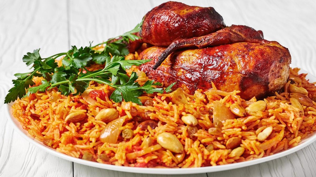 Chicken Kabsa : Saudi Arabian Version Of Chicken Biryani That'll Blow Your Mind