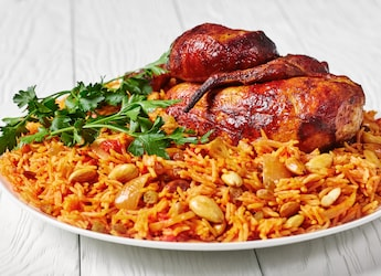 Chicken Kabsa : Saudi Arabian Version Of Chicken Biryani That'll Blow Your Mind