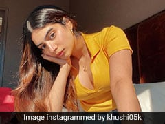 Khushi Kapoor Welcomes Summer Looking Like A Ray Of Sunshine In Yellow