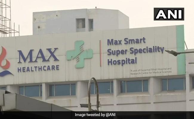 Max Hospital Retracts 'No New Patient Admissions' Order In Delhi-NCR