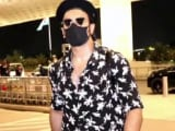 Video : Star Studded Airport With Ranveer Singh And Nora Fatehi