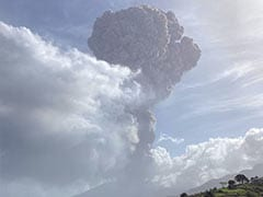 Thousands Evacuated As Volcano Erupts On Caribbean Island Of St Vincent