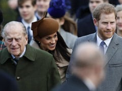 Prince Harry But No Meghan At Funeral For Prince Philip: Palace