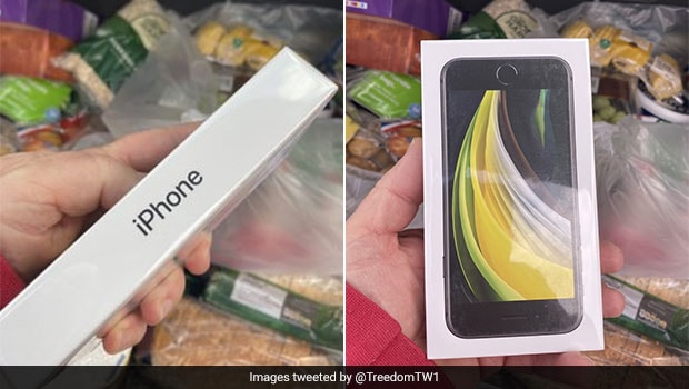 Dream Come True! Man Orders Apples From Supermarket, Gets iPhone Instead