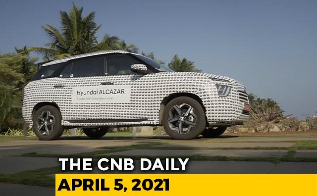 Video : Driving Licence Rules | Hyundai Alcazar Teaser | 2024 GMC Hummer SUV