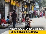 Video : Maharashtra Grocery Shops To Only Open 7-11 am, Home Delivery Till 8 pm