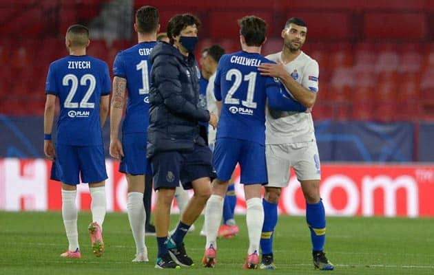 Chelsea Into Champions League Semis For First Time Since 2014