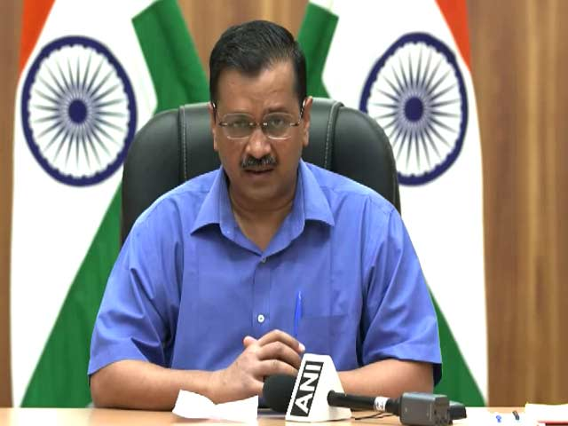 Video : Delhi Chief Minister Requests Centre To Cancel CBSE Board Exams