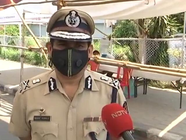 Video : Mumbai Top Cop Appeals To People To Follow Covid Restrictions