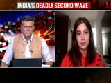 "Video : ""Mask Up, Get Vaccinated"": Actor Bhumi Pednekar On Covid Fight"