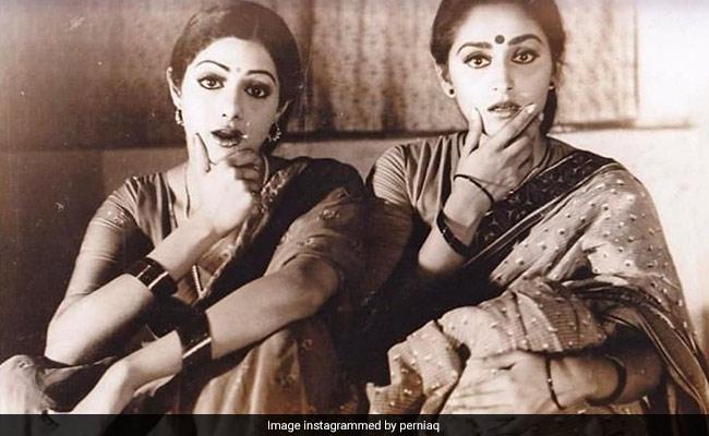 Remember The Sridevi-Jaya Prada Rivalry? Lockdown Be Like...