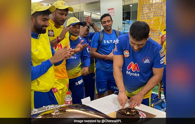 Watch: How CSK Celebrated MS Dhonis 200th IPL Match For Team