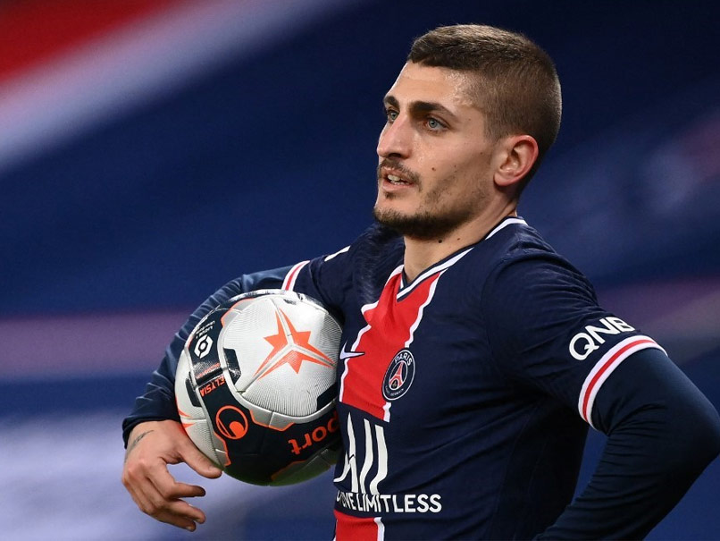 PSG's Marco Verratti To Miss Bayern Munich Clash After Testing Positive For  Coronavirus - Samachar Central