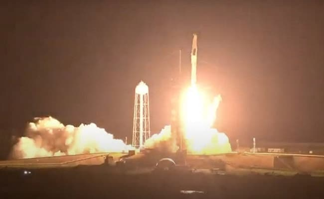 SpaceX Launches Third Crewed Mission To International Space Station
