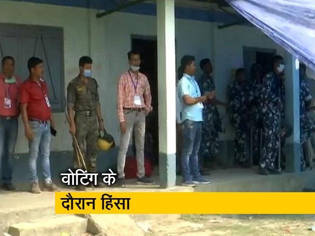Video : पश्चिम बंगाल में वोटिंग के दौरान हिंसा, 4 लोगों की मौत