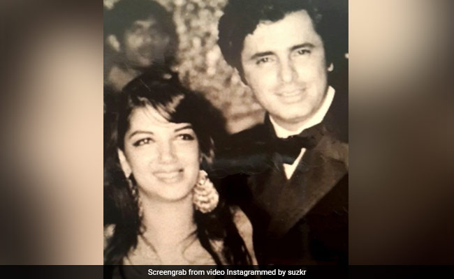 'To The Most Beautiful Care Givers': Sussanne's Anniversary Wish For Parents Sanjay Khan And Zarine Katrak
