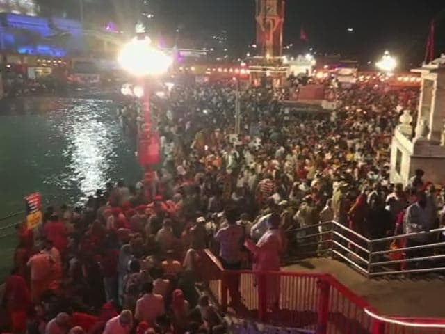 Video : Kumbh Mela May End Today, Say Sources Amid Criticism, Covid Concerns