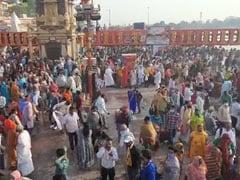 Thousands, Many Maskless, Gather For Kumbh As India Battles Covid Surge