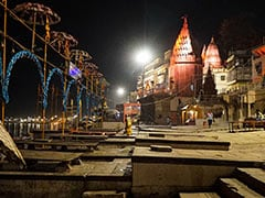 "Cancel April Trip: Varanasi To Tourists, Cites ""Unprecedented"" Infections"