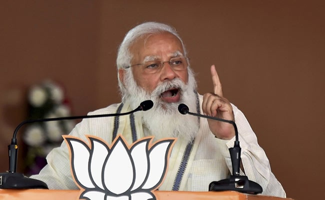 PM Modi Urges People To Focus On Fighting Covid By Taking All Precautions