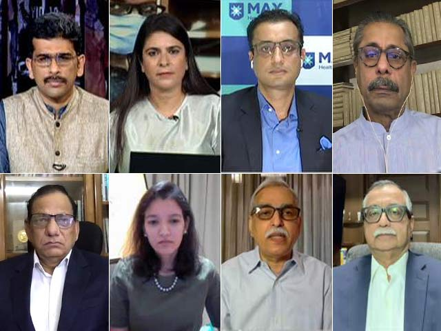 Video : NDTV Solutions Summit: NITI Aayog, Healthcare Experts On Pandemic Emergency