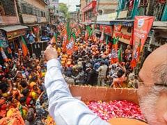 Days After PM Modi, Amit Shah Holds Massive Roadshow In Bengal's Singur, Assures Industrialisation