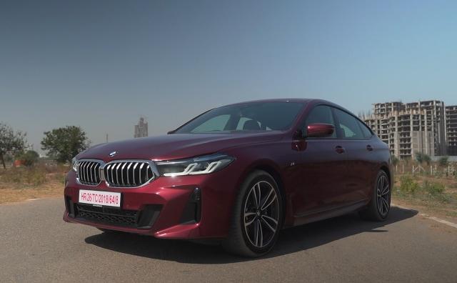 Video : 2021 BMW 6 Series Gran Turismo Review