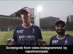 "RR vs DC, IPL 2021: How RR Knew Chris Morris Would ""Handle It"" In Close Match vs DC. Watch"