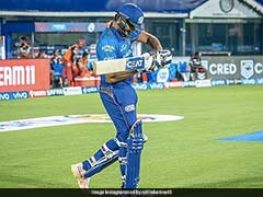 IPL 2021: Rohit Sharma Bats For Noble Cause With ''Save the Rhino'' Message; Kevin Pietersen Applauds