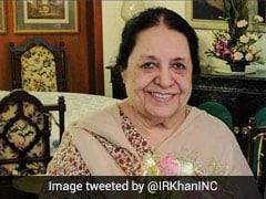 Fatima Rafiq Zakaria - Journalist, Padma Shri - Dies In Maharashtra Aged 85