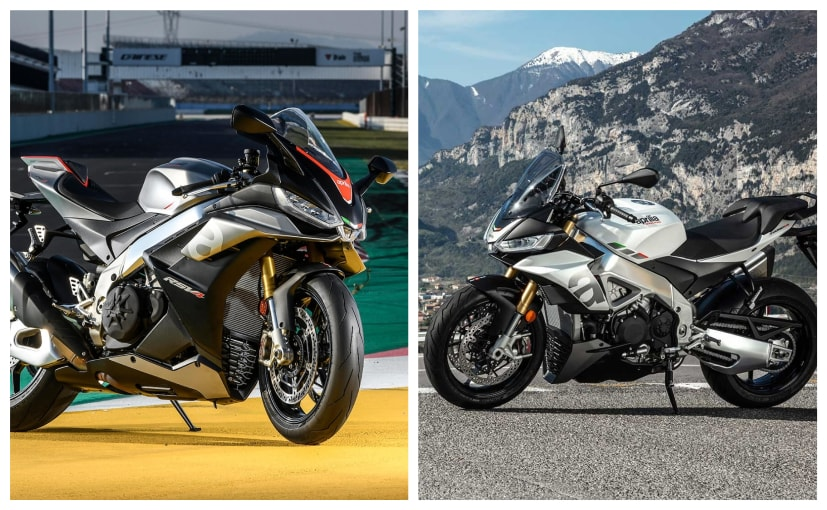 We expect Aprilia to launch both models in India before the end of 2021