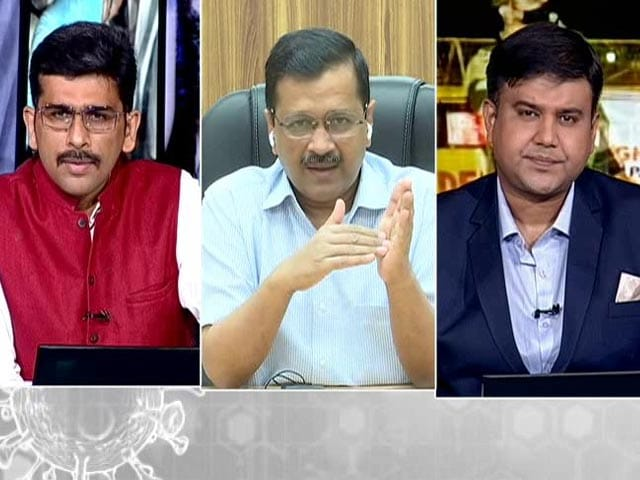 Video : 65% Covid Patients Young, Remove Age Bar For Vaccines: Arvind Kejriwal