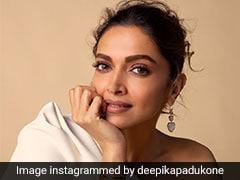 Deepika Padukone Strikes A Pose In A Rs. 18 Lakh Chopard Watch, No Biggie