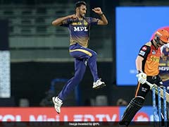 IPL 2021: Kolkata Knight Riders Notch 100th IPL Win With 10-Run Victory Over SRH