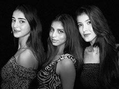 Ananya Panday Would Have Enjoyed KKR's Win Even More With Besties Suhana Khan And Shanaya Kapoor