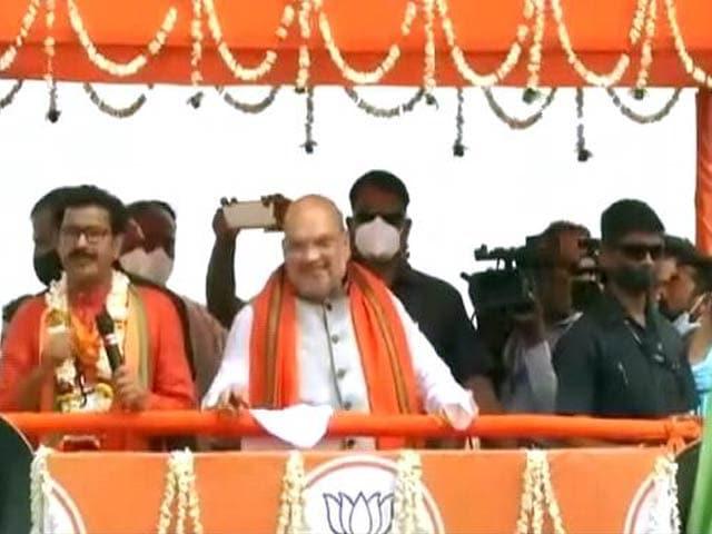 Amit Shah Spoke To The Chief Minister Of Goa Regarding The Cyclone Tauktae, Preparedness Was Reviewed – चक्रवात तौकते को लेकर अमित शाह ने की गोवा के मुख्यमंत्री से बात, तैयारियों का लिया जायजा