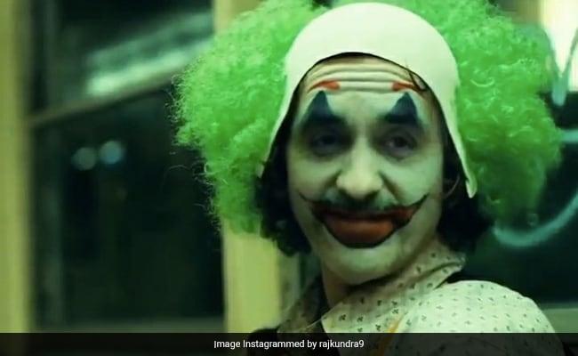 राज कुंद्रा ने 'जोकर' बन शेयर किया Video, फैंस बोले- आप तो कमाल हो...