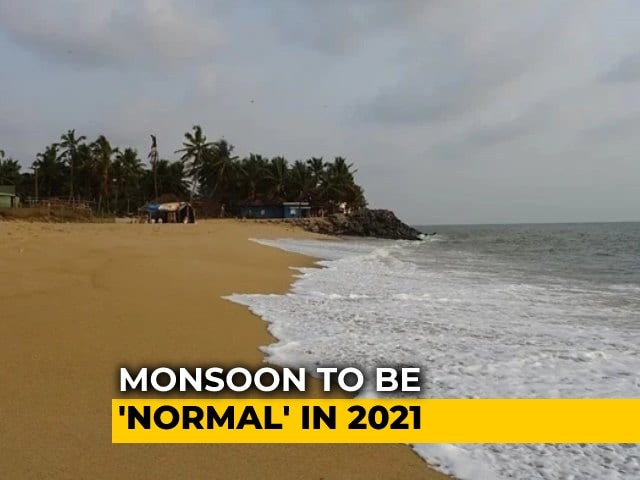 Video : Monsoon To Be Normal This Season, Says Government