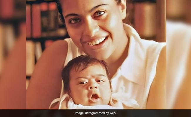 Kajol's Open Letter To Daughter Nysa On Her 18th Birthday: 'Don't Tone Down Your Shine, Got Your Back'